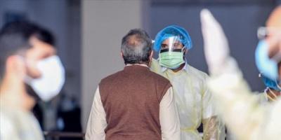 ليبيا تُسجل 8 وفياة و732 إصابة جديدة بكورونا