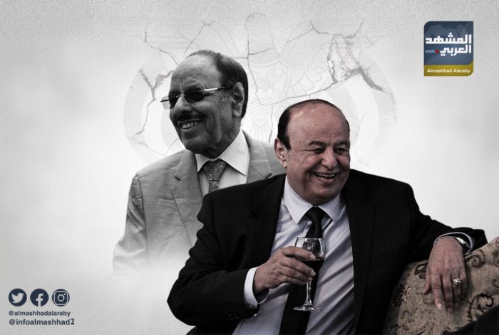 ضربات الشرعية نحو التحالف العربي