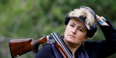 وفاة بطلة الرماية المجرية ديانا إيجالي