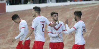 شباب بلوزداد الجزائري يفوز على صن داونز ويتأهل لدور الـ8 بدوري أبطال أفريقيا