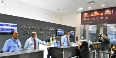 بن كليب: افتتاح مطار الريان يمنح الجنوبيين الأمل بالمستقبل