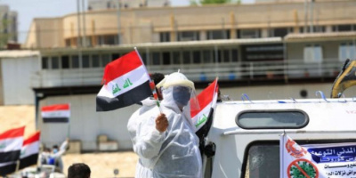 العراق يُسجل 35 وفاة و7937 إصابة جديدة بكورونا