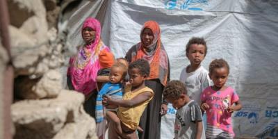 الأمم المتحدة: أعداد اللاجئين باليمن تتخطى 47 ألف شخص