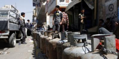 مليشيا الحوثي تستقبل رمضان برفع أسعار الغاز