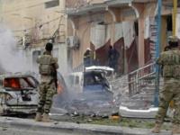 قتلى وجرحى بتفجير انتحاري في مطعم بالصومال