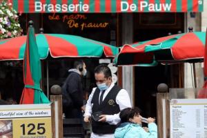 بلجيكا تُسجل 42 وفاة و4860 إصابة جديدة بكورونا