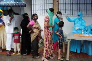 الهند تُسجل 794 وفاة و145384 إصابة جديدة بكورونا