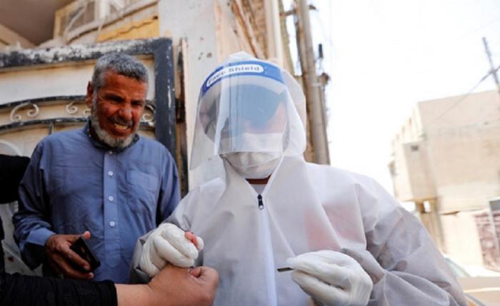 العراق يُسجل 37 وفاة و6779 إصابة جديدة بكورونا