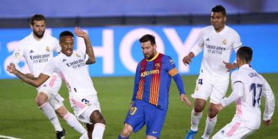 الصحف الإسبانية تصف الكلاسيكو بـ«الملحمة» وتوجيه الريال «ضربة» لبرشلونة