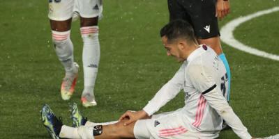 ريال مدريد يكشف طبيعة إصابة لوكاس فاسكيز