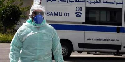 تونس تُسجل 56 وفاة و1460 إصابة جديدة بكورونا