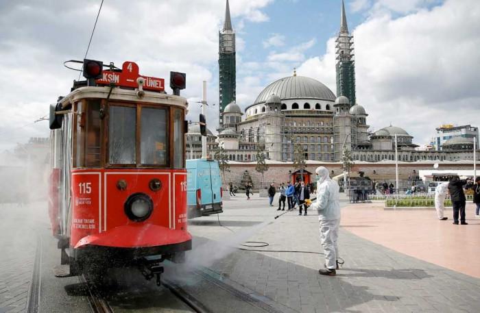 تركيا تُسجل 237 وفاة و50678 إصابة جديدة بكورونا