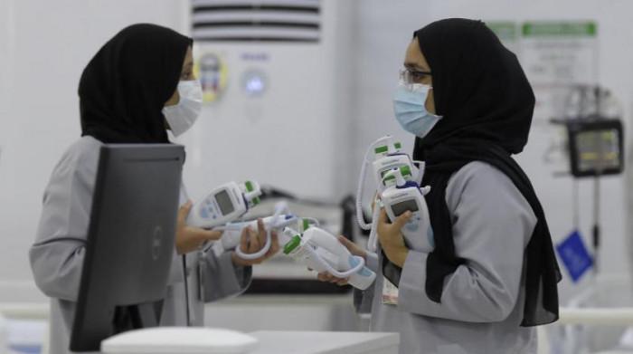 حصيلة إصابات مرتفعة بفيروس كورونا في البحرين