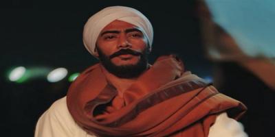 """محمد رمضان يكشف حقيقة قتل الحصان في مسلسل """"موسى"""""""