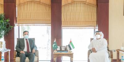 غرفة أبو ظبي تبحث سبل تعزيز التعاون و التبادل التجاري مع باكستان