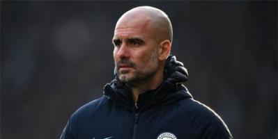 جوارديولا يؤكد عدم تراخي مانشستر سيتي إثر تقدمه على دورتموند ذهابا في دوري الأبطال