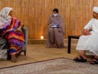 وزير الخارجية الإماراتي يبحث مع نظيرته السودانية العلاقات الأخوية بين البلدين