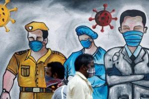 الهند تسجل 184372 إصابة جديدة بكورونا في يوم واحد