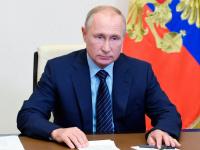 الرئيس الروسي يتلقى الجرعة الثانية من لقاح كورونا