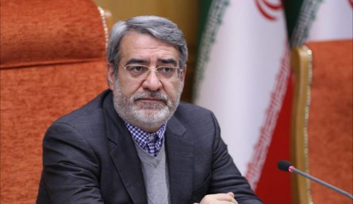 وزير الداخلية الإيراني يدخل المشفى بعد إصابته بكورونا