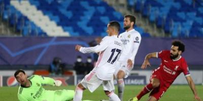 صلاح يقود ليفربول أمام ريال مدريد بإياب ربع نهائي دوري الأبطال