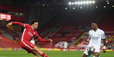 ليفربول يتعادل سلبياً مع ريال مدريد ويودع دوري أبطال أوروبا