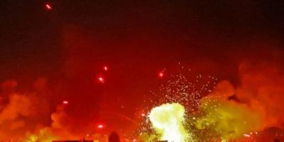 قصف يستهدف معسكرًا تابعًا للعدوان التركي شمال العراق