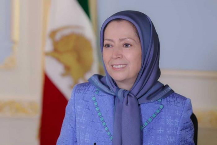 رجوي: ملالي طهران نظام استبدادي باسم الدين