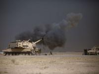 مقتل جندي تركي في قصف صاروخي شرق الموصل