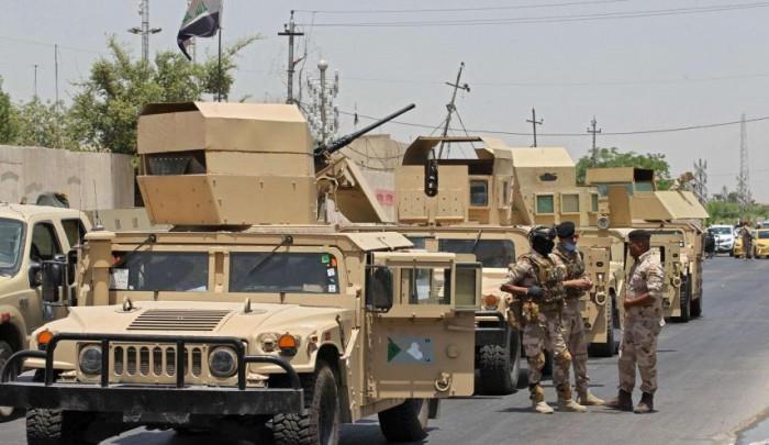 الاستخبارات العسكرية العراقية تضبط ورشة تفخيخ تابعة لداعش