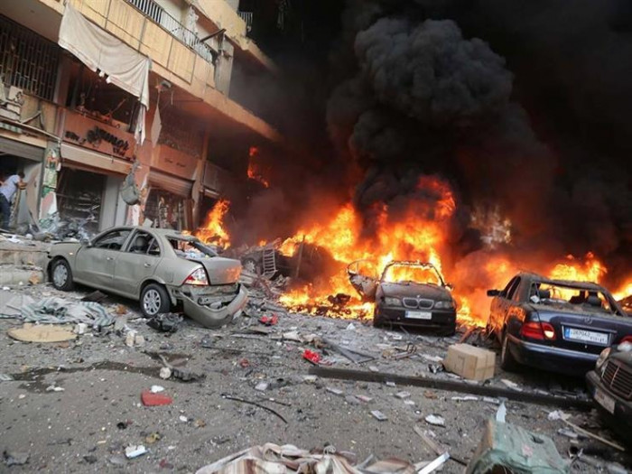 مقتل 4 وإصابة 17 في حصيلة أولية لانفجار سيارة مفخخة شرقي بغداد