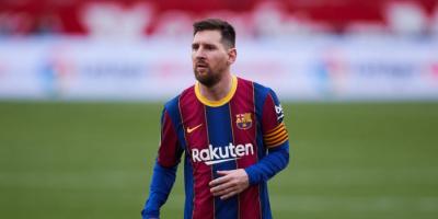 ميسي يتطلع لمواصلة تألقه في المباريات النهائية مع برشلونة