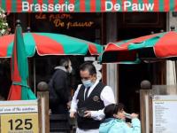 بلجيكا تُسجل 33 وفاة و3993 إصابة جديدة بكورونا