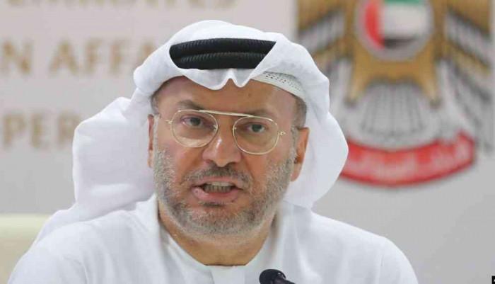 قرقاش: الحلول السياسية هي السبيل لإنهاء الأزمات في المنطقة