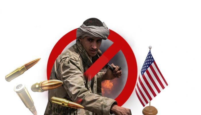 """""""دبلوماسية الإدانة """".. سياسة أمريكية ناعمة أمام الإرهاب الحوثي - الإيراني"""