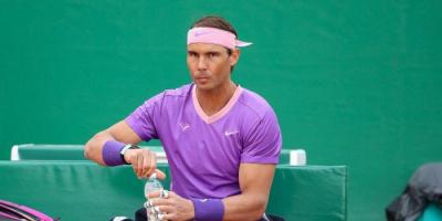 روبليف يطيح برافاييل نادال من دور الثمانية ببطولة مونت كارلوس لأساتذة التنس