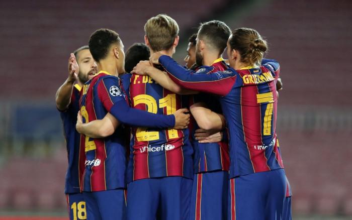 برشلونة يبحث عن إنقاذ الموسم بالتتويج بكأس الملك أمام بلباو الليلة