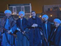 """محمد مهران مع أمير كرارة وأحمد مالك من كواليس """"نسل الأغراب"""""""