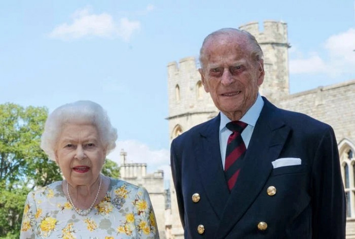 بالصور.. انطلاق جنازة الأمير فيليب وسط إجراءات مشددة