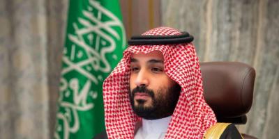 """ولي العهد السعودي يسمي مولوده الجديد """"عبد العزيز"""""""