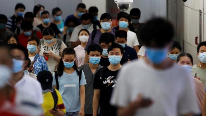 الصين تسجل 16 إصابة جديدة بكورونا