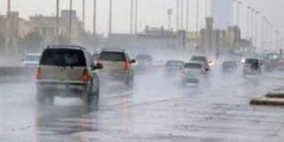توقعات بهطول أمطار رعدية على السعودية