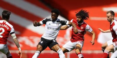 أرسنال ينتزع تعادلا في الثواني الأخيرة أمام فولهام في الدوري الإنجليزي