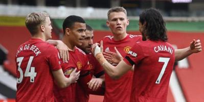 مانشستر يونايتد يواصل الضغط على السيتي في الدوري الإنجليزي