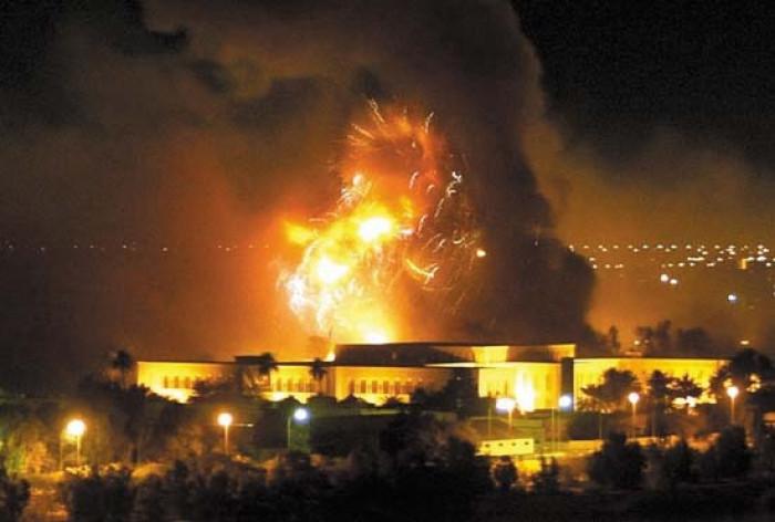 العراق: استهداف قاعدة بلد الجوية تسفر عن إصابة جنود وطائرة حربية