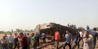 مصرع مسؤول قضائي كبير في حادث قطار طوخ