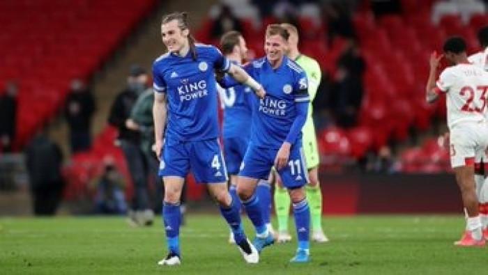 ليستر يفوز على ساوثهامبتون ويتأهل لنهائي كأس إنجلترا