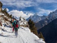 فقدان 3 متسلقين روس في جبال هيمالايا