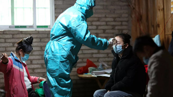 الصين تسجل 11 إصابة جديدة بكورونا دون وفيات