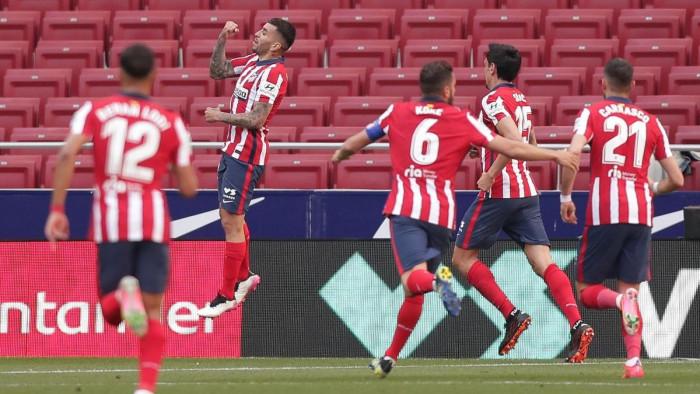 أتلتيكو مدريد يعلن مشاركته في دوري السوبر الأوروبي